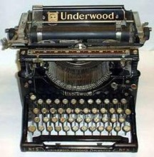 underwood-typewriter1